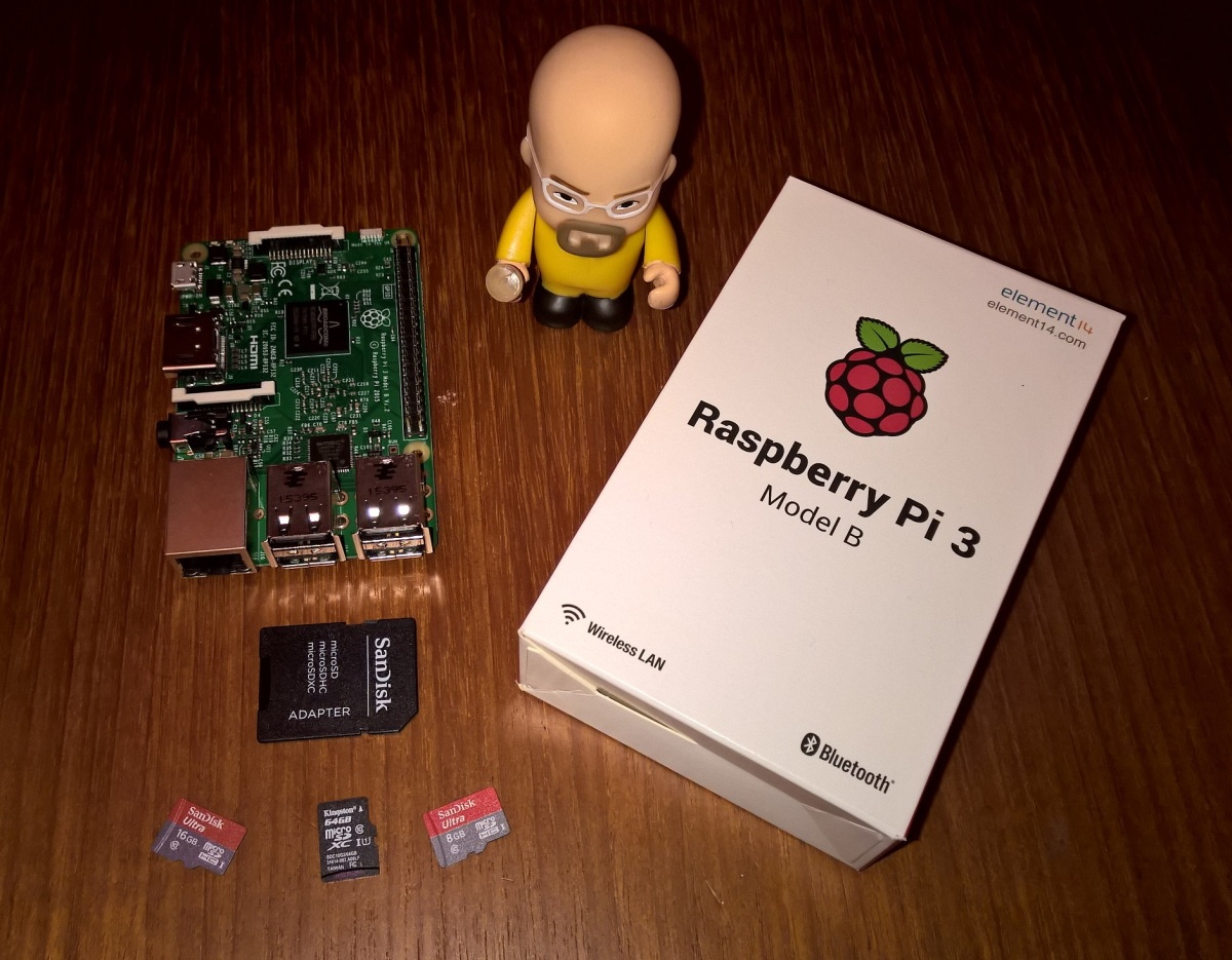 Windows 10 IoT and the Raspberry Pi 3 – installation