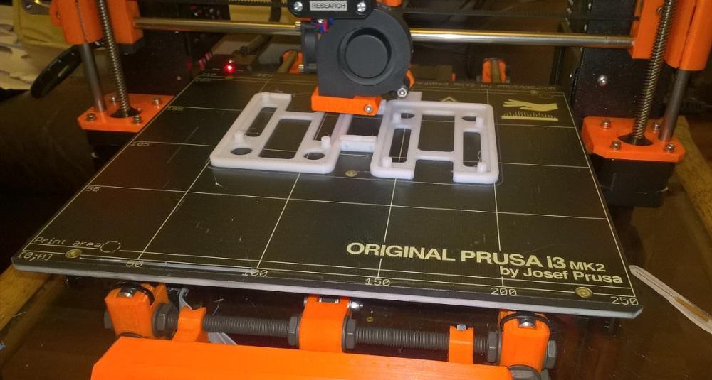 Printing Pi Holder