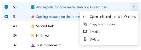 How to delete a TestCase from Azure DevOps boards using  NET, Flurl